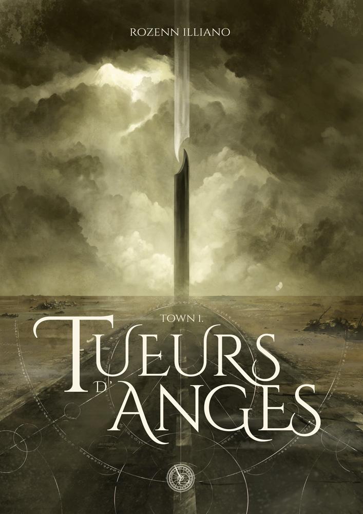 La couverture de Tueurs d'anges