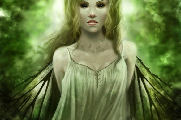 La forêt d'Adria – à lire sur Wattpad!