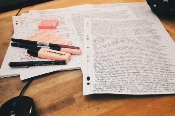 Notes de travail pour le roman Sinteval